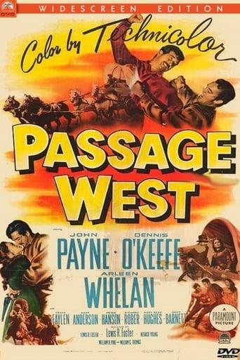 Poster of Pasaje al oeste