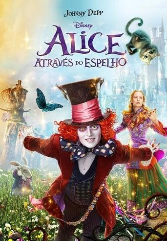 Poster of Alice Através do Espelho