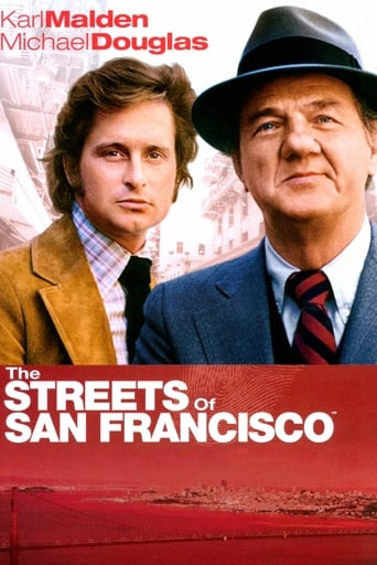 Poster of The Streets of San Francisco