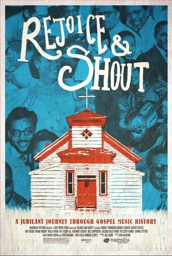 Poster of Rejoice and Shout