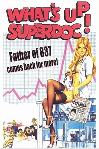 Poster of What's Up Superdoc!