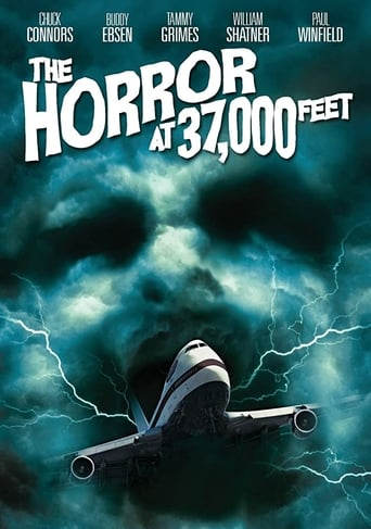 Poster of The Horror at 37,000 Feet