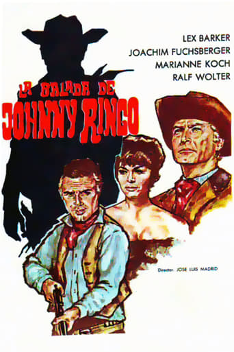 Poster of Who Killed Johnny R.?