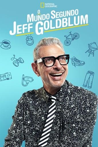 O Mundo Segundo Jeff Goldblum 1ª Temporada - Poster