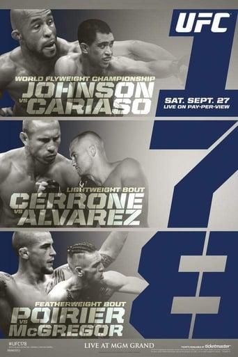 Poster of UFC 178: Johnson vs. Cariaso