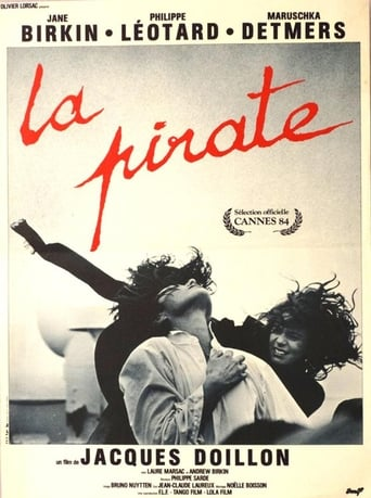 Poster of La Pirate