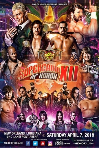 Watch ROH Supercard of Honor XII full movie online 1337x