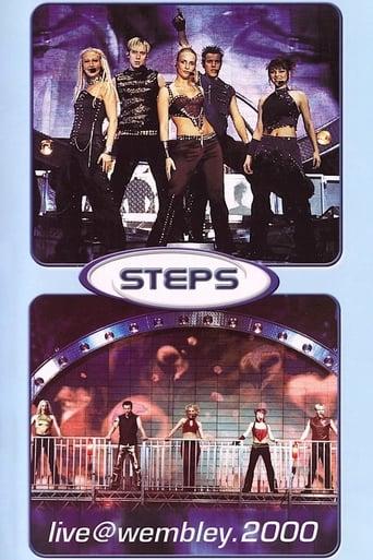 Poster of Steps: Live@wembley.2000