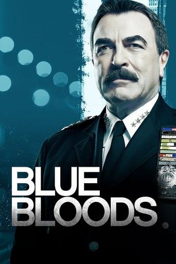 portada Blue Bloods (Familia de policías)