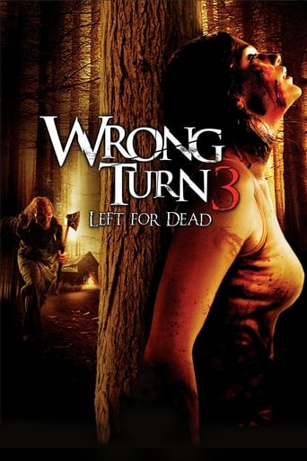 Poster of Wrong Turn 3: Left for Dead