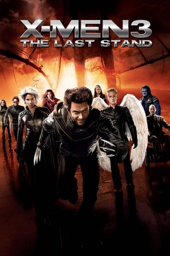Poster of X-Men: The Last Stand