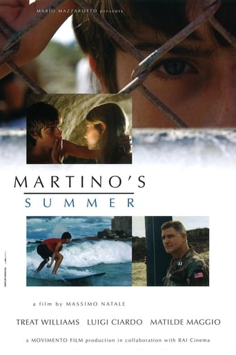 Poster of Martino's Summer