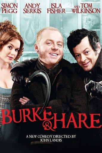 Poster of Burke & Hare