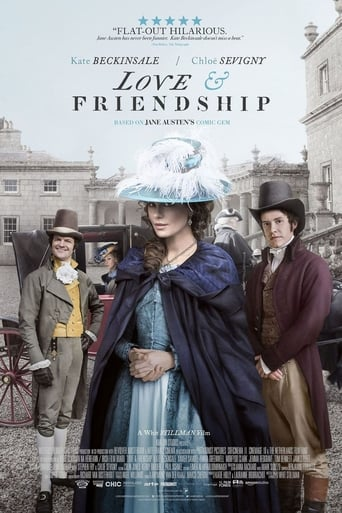 Poster of Love & Friendship
