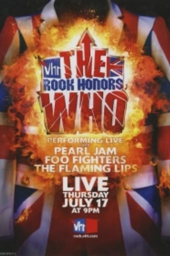 Vh1 Rock Honors: The Who