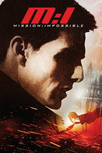 Poster Mission: Impossible