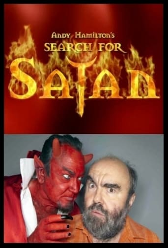 Poster of Andy Hamilton's Search For Satan