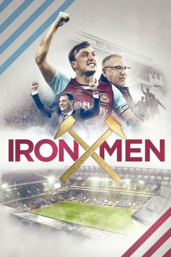 Poster of Iron Men
