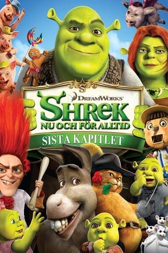 Poster of Shrek - Nu och för alltid