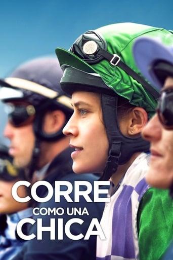 Poster of Corre como una chica