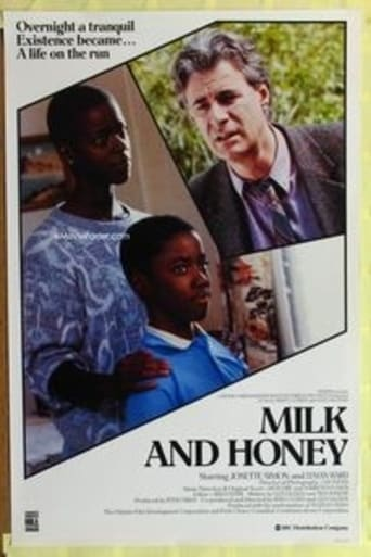 Poster of Milk and Honey