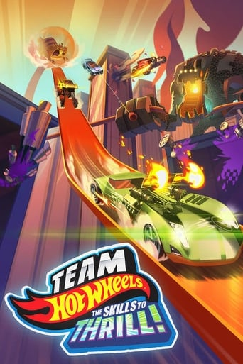 Poster of Team Hot Wheels: The Skills to Thrill