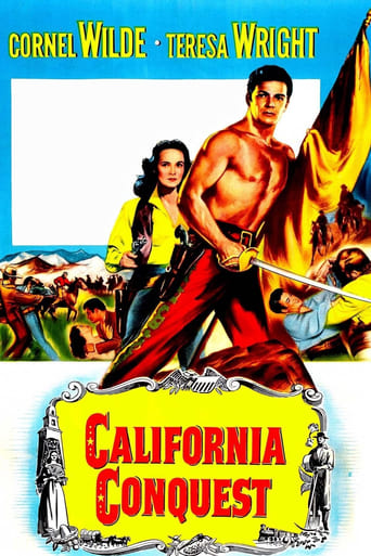 Poster of California Conquest
