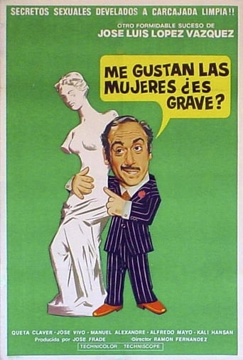 Poster of Doctor, me gustan las mujeres, ¿es grave?
