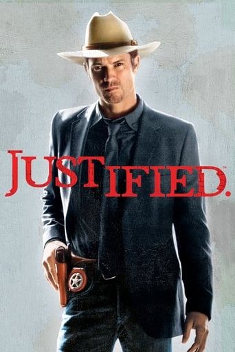 Poster of Justified: la ley de Raylan