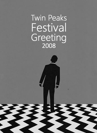Poster of Twin Peaks Festival Greeting 2008