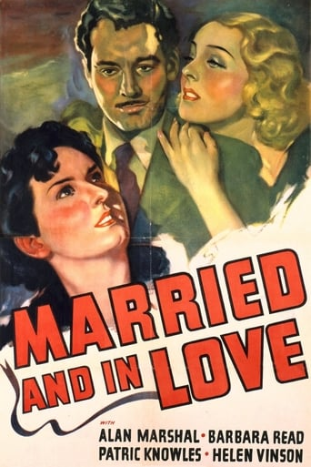 Poster of Married and in Love