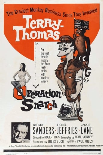 Poster of Operation Snatch