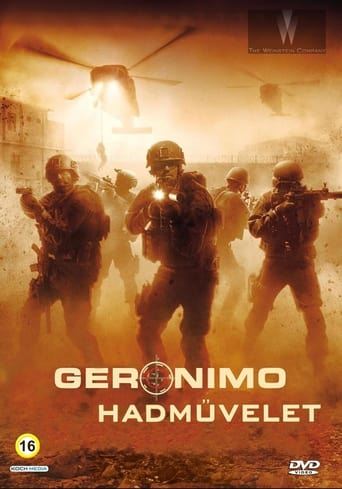 Geronimo hadművelet