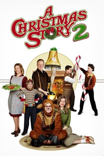 Poster of A Christmas Story 2