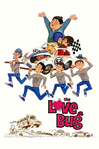 Poster of The Love Bug