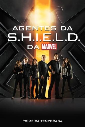 Agents of S.H.I.E.L.D 1ª Temporada Completa Torrent (2013) Dual Áudio / Dublado 5.1 BluRay 720p | 1080p – Download