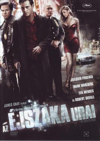 Poster of Az éjszaka urai