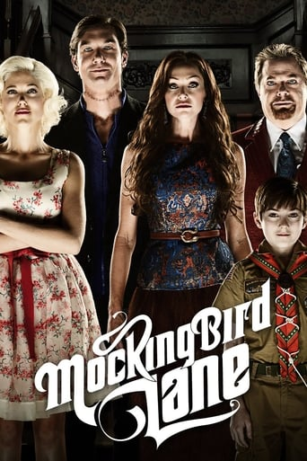 Poster of Mockingbird Lane