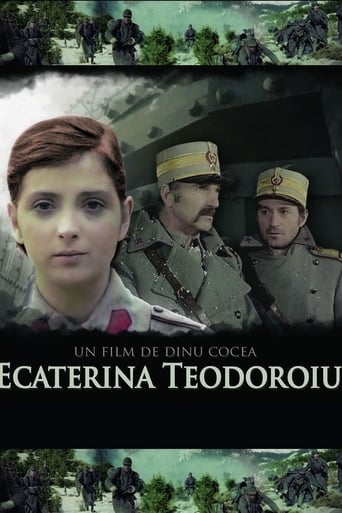 Ecaterina Teodoroiu Movie Poster