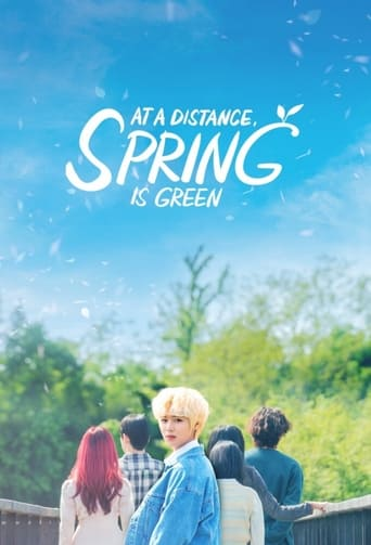 At a Distance, Spring is Green image
