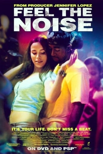 Poster of Feel The Noise