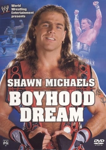Watch WWE: Shawn Michaels - Boyhood Dream Free Online Solarmovies
