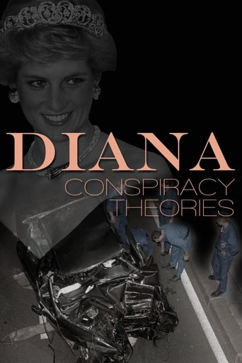 Poster of Diana: Conspiracy Theories
