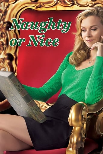 Poster of Naughty or Nice