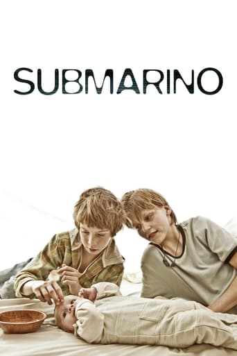 Poster of Submarino