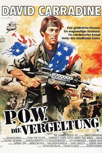 Poster of P.O.W. The Escape