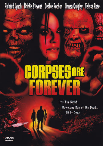 Poster of Corpses Are Forever