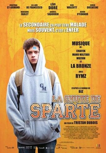 Poster of La Chute de Sparte