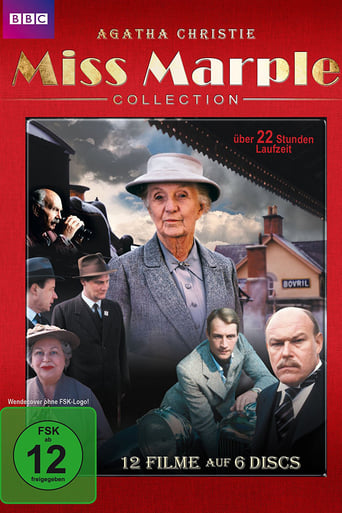 Poster of Miss Marple: The Body in the Library