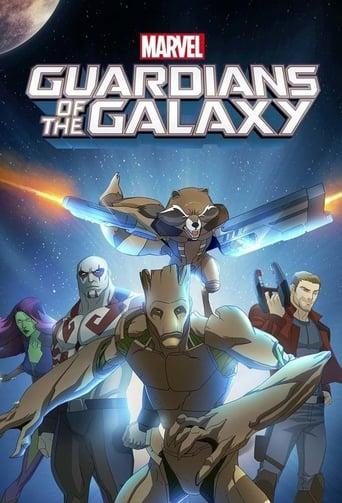 Guardiões da Galáxia 2ª Temporada - Poster